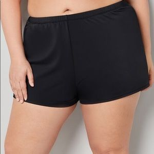 Avenue Plus Size Swim Shorts